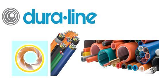 Duraline-世界最大的管道系统生产商亮相CIOE 2015